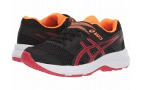 ASICS Kids Gel-Contend 5 (Toddler/Little Kid) Black/Speed Red - SALE