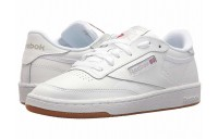 Reebok Lifestyle Club C 85 White/Light Grey/Gum - SALE