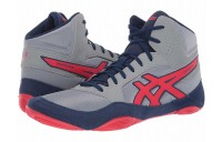 ASICS Snapdown 2 Stone Grey/Classic Red - SALE