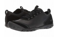 Keen Hush Leather Black