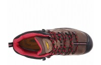Keen Utility Pittsburgh Boot Bison/Red