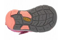 Keen Kids Newport H2 (Toddler) Very Berry/Fusion Coral