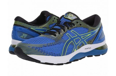 ASICS GEL-Nimbus® 21 Illusion Blue/Black - SALE