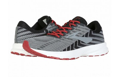 Brooks Launch 6 Ebony/Black/Cherry - SALE