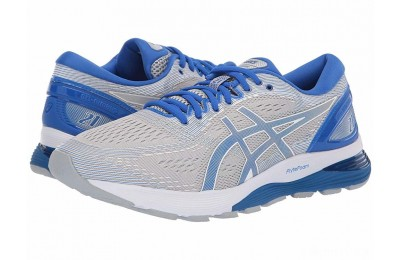 ASICS GEL-Nimbus® 21 Lite-Show Mid Grey/Illusion - SALE