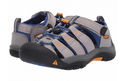 Keen Kids Newport H2 (Little Kid/Big Kid) Paloma/Galaxy Blue
