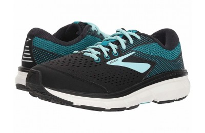 Brooks Dyad 10 Black/Island/Capri - SALE