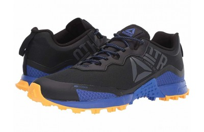 Reebok All Terrain Craze Black/True Grey/Crushed Cobalt/Solar Gold - SALE