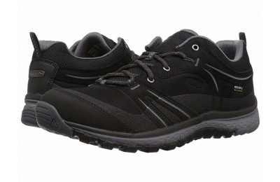 Keen Terradora Leather Waterproof Black/Steel Grey