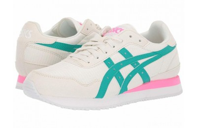 ASICS Tiger Tiger Runner Birch/Baltic Jewel - SALE