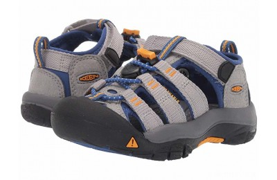 Keen Kids Newport H2 (Toddler/Little Kid) Paloma/Galaxy Blue