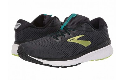 Brooks Adrenaline GTS 20 Black/Lime/Blue Grass - SALE