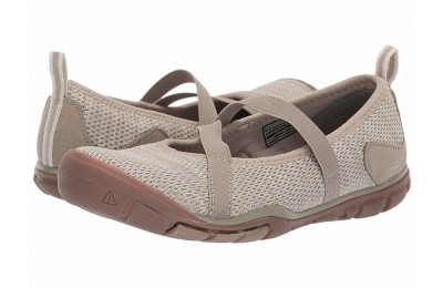 Keen Hush Knit MJ CNX Plaza Taupe/Silver Birch