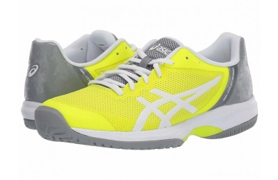 ASICS Gel-Court Speed Safety Yellow/White - SALE