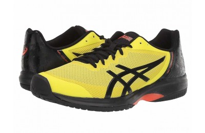 ASICS Gel-Court Speed Sour Yuzu/Black - SALE
