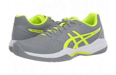 ASICS Gel-Game 7 Stone Grey/Safety Yellow - SALE
