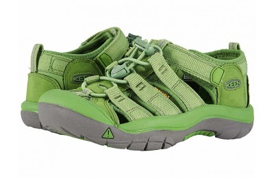 Keen Kids Newport H2 (Little Kid/Big Kid) Fluorite Green