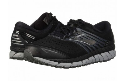 Brooks Beast '18 Black/Grey/Silver - SALE