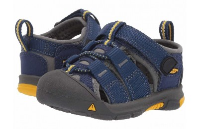 Keen Kids Newport H2 (Toddler) Blue Depths/Gargoyle 1
