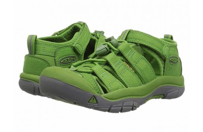 Keen Kids Newport H2 (Toddler/Little Kid) Fluorite Green