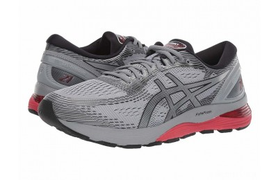 ASICS GEL-Nimbus® 21 Sheet Rock/Black - SALE