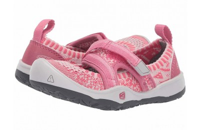 Keen Kids Moxie Sport MJ (Toddler/Little Kid) Rapture Rose/Powder Pink