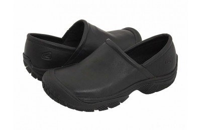Keen Utility PTC Slip-On II Black