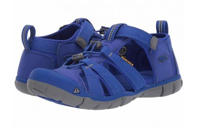 Keen Kids Seacamp II CNX (Little Kid/Big Kid) Bright Blue