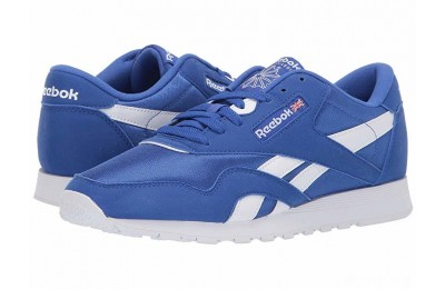 Reebok Lifestyle Classic Nylon Color Crushed Cobalt/White - SALE