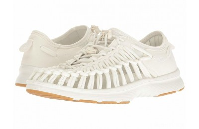 Keen Uneek O2 White/Harvest Gold