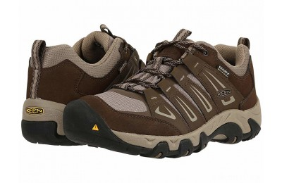 Keen Oakridge Waterproof Cascade/Brindle