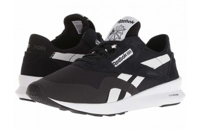 Reebok Lifestyle Classic Nylon SP Black/Coal/Chalk/Fierce Gold/White - SALE