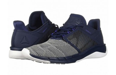 Reebok FSTR Flexweave Collegiate Navy/Ultima Purple/White - SALE