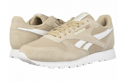 Reebok Lifestyle Classic Leather MU Parchment/White - SALE