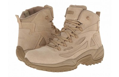 "Reebok Work Rapid Response 6"" Desert Tan - SALE"