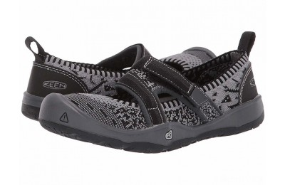 Keen Kids Moxie Sport MJ (Little Kid/Big Kid) Black/Magnet