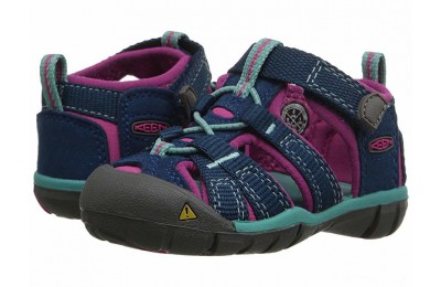 Keen Kids Seacamp II CNX (Toddler) Poseidon/Very Berry