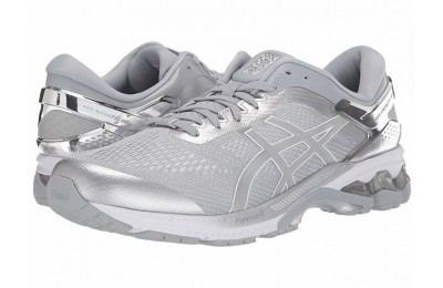 ASICS GEL-Kayano® 26 Peidmont Grey/Silver - SALE