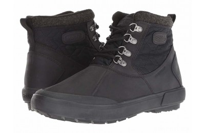 Keen Elsa II Ankle Quilted WP Raven/Black