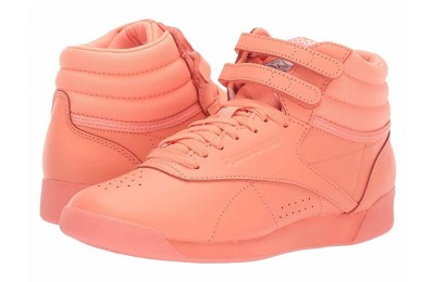 Reebok Lifestyle Freestyle Hi Icons Stellar Pink/White - SALE