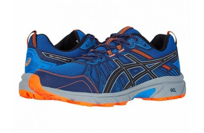 ASICS GEL-Venture® 7 Electric Blue/Sheet Rock - SALE