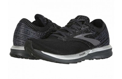 Brooks Ricochet Black/Black/Ebony - SALE