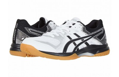 ASICS GEL-Rocket® 9 White/Black - SALE