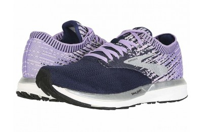 Brooks Ricochet Purple/Lilac/Navy - SALE