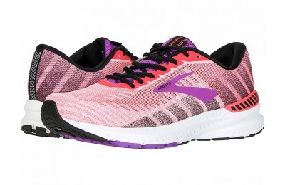 Brooks Ravenna 10 Coral/Purple/Black - SALE