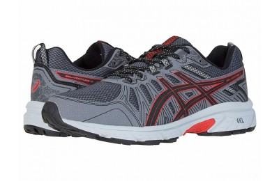 ASICS GEL-Venture® 7 Black/Classic Red - SALE