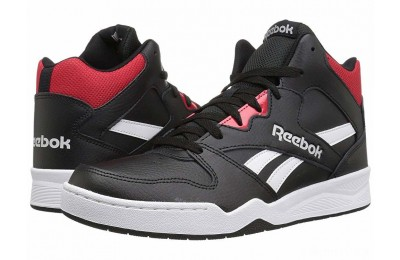 Reebok Lifestyle Royal BB4500 Hi 2 Black/White/Primal Red/Light Grey Heather Solid Grey - SALE