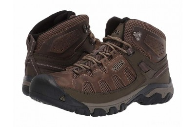 Keen Targhee Vent Mid Olivia/Bungee Cord