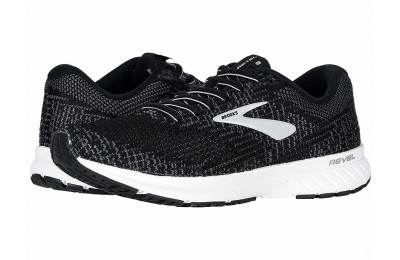 Brooks Revel 3 Black/Blackened Pearl/White - SALE