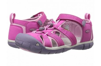 Keen Kids Seacamp II CNX (Little Kid/Big Kid) Very Berry/Lilac Chiffon